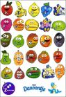 Alphabet Fruits Gervais (Magnets) - Pays-Bas