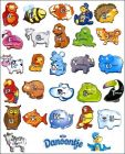 Alphabet Animaux Gervais (Magnets) - Pays-Bas