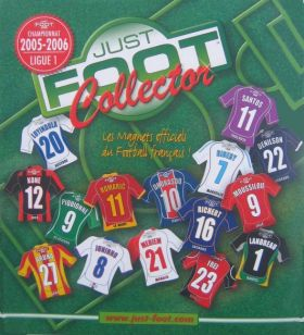 Just Foot Magnets 2006 (Maillots L1)