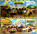New Holland construction (Kinder surprise) NV096 à NV099