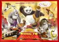 Kung Fu panda (Kinder Surprise) NV138  à NV146 - Italie