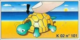 Tortue - Kinder surprise - K02-101