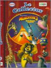 Le collector Madagascar 3 Bons Baisers d'Europe - Cora 2012