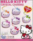 Hello Kitty  Crystal Charms - Tomy