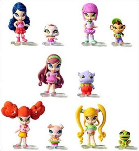 Pop  pixie - Figurines Bandaï