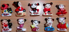 Pucca - Fèves brillantes - 2009