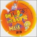 Pogs Bn Troc's Volants - The Mask - 1995