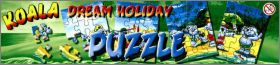 Koala scholler - Dream Holiday - Puzzles - 2003