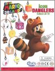 Mario 3D Land - Icon Danglers - Tomy- 2012