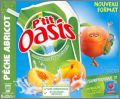 P'tit Oasis - Les Fruits - Magnets - Oasis -  2013