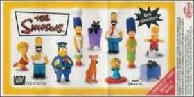 Les Simpsons New Collection - Figurines Zaini - 2008