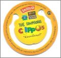 The Simpsons Clippos - Pog's Smiths - 1997