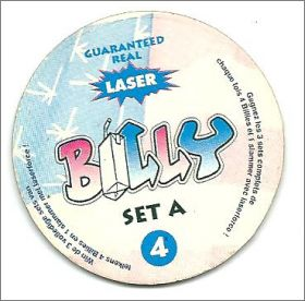 Billy Laser - Pog's - 1995