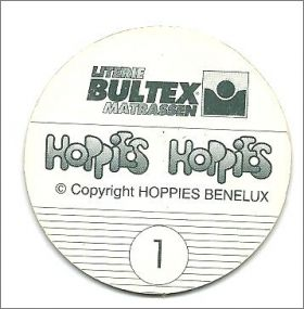 Hoppies - Pog's Literies Bultex Matrassen - 1996