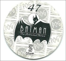 Batman  The Animated Series Schmit international - Pogs 1996