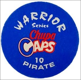 Warrior - Chupa Caps - Pogs 1996