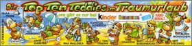 Top Ten Teddies  im Traumurlaub -  Kinder Allemagne  1999