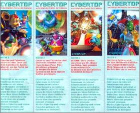 Cybertop - Puzzles - Kinder  Allemagne 1994 - 610 716