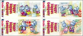 Die Happy Hippo Company - Puzzles - Kinder - Allemagne 1994
