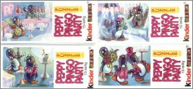 Die Peppy Pingo Party - Puzzles - Kinder - Allemagne 1994