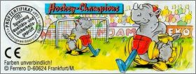 Hockey  Champ - Kinder - Allemagne - 2001 - 660 671