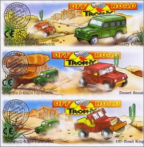 Off Road Trophy - Kinder - Allemagne - 2001