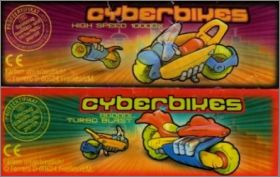 Cyberbikes - Kinder Allemagne - 2001 -