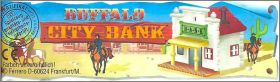 Buffalo City Bank - Kinder - Allemagne - 2001