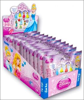 Disney Princess - Figures & Charms - Gacha - TOMY - 2013