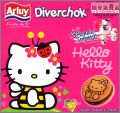 Hello Kitty  - Arluy - Diverchock - Espagne - Figurines