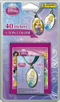 Princesses Glamour - Disney Princess Panini - Collier - 2013