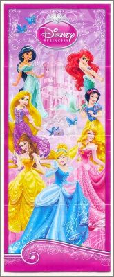 Princesses Disney - kinder surprise - FT139A, FT139 à FT145