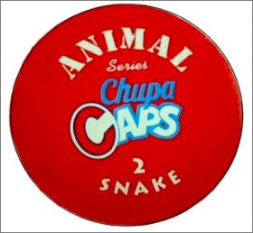 Animal - Chupa Caps - Pogs 1996