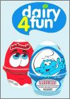 Kid'smania  - Egypt collection - Yaourts Dairy4fun - 2012