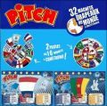 Drapeaux du Monde - Magnets 2 Puzzles Pitch - Pasquier