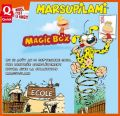 Marsupilami - Set scolaire - Quick - Magic Box