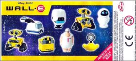 Wall.E - Figurines Zaini