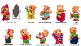 Pinky Piggys (figurines Kinder Surprise) Allemagne