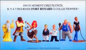 Fort Boyard (2ème serie) Flunch