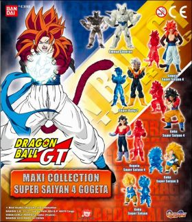 DragonBall GT -  Maxi Collection - Super Saiyan4 Gogeta