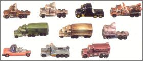 Les trucks - HEP - Fèves Brillantes - 2004