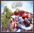 Avengers Marvel Assemble - Maxi Kinder - FT-3-6 à FT-3-9