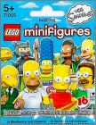 The Simpsons Mini figurines Lego 71005