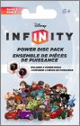 Disney Infinity - Power Disc - Série 2 -  Novembre 2013