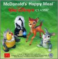Bambi - Walt Disney Classic - Happy Meal - Mc Donald  1993