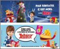 Astérix Par Toutatis, C'est Noël  Magic Box Menu Top - Quick