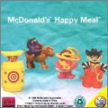 Ronald et ses amis au rodeo - Happy Meal - Mc Donald - 1995