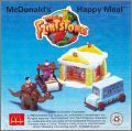 Famille Pierrafeu - Happy Meal - Mc Donald - 1994