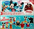 Mickey & Co - Disney 3D Collection - Figurines Zaini - 2014