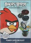 Angry Birds - Power Caps - Giromax - 2012